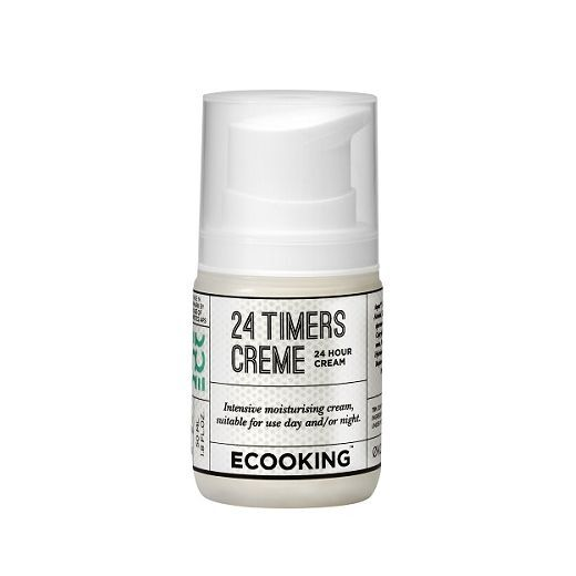 Ecooking 24 Hours Cream  (Dziļi mitrinošs sejas krēms)