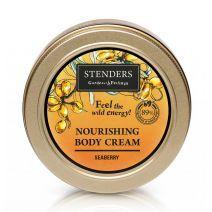 STENDERS Seaberry Nourishing Body Cream  200 g  (Barojošs smiltsērkšķu ķermeņa krēms)