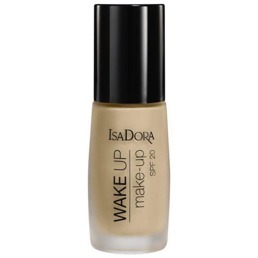 Isadora Wake up Make-up  (Tonālais krēms)