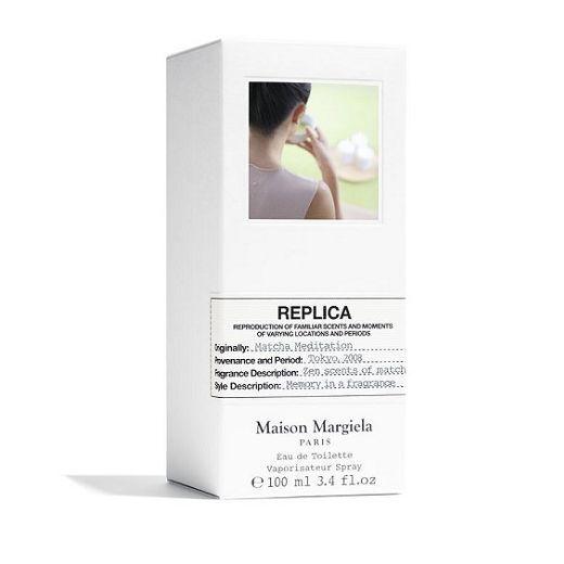 Maison Margiela Replica Matcha Meditation  (Tualetes ūdens sievietei un vīrietim)