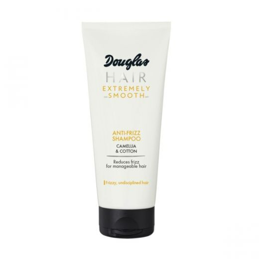 Douglas Hair Extremely Smooth Mini Anti-Frizz Shampoo 75 ml  (Nogludinošs šampūns)