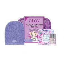 Glov Travel Set Purple