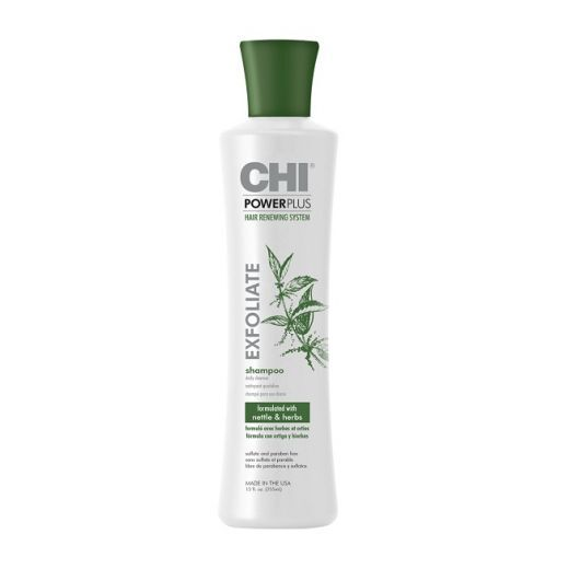 CHI Power Plus Shampoo  (Eksfoliējošs šampūns)