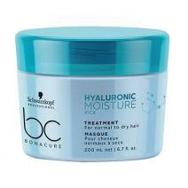 Schwarzkopf BC Bonacure Hyaluronic Moisture Kick Treatment  (Maska matu mitrināšanai)