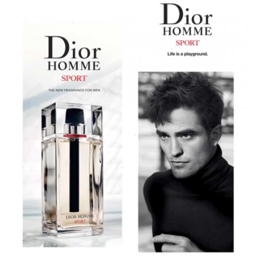 Dior Homme Sport  (Tualetes ūdens vīrietim)
