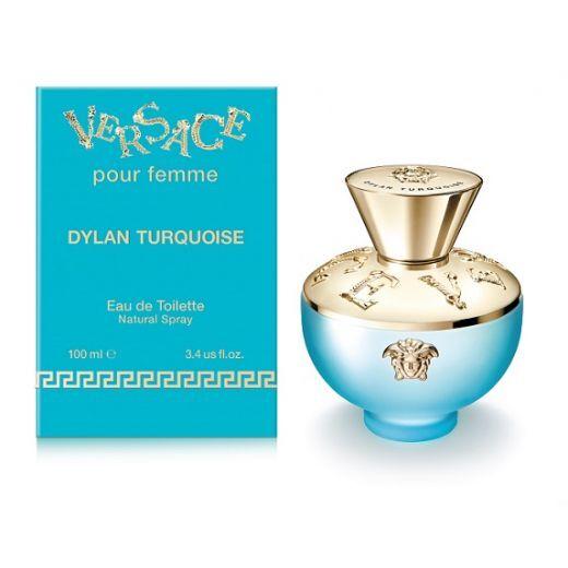 Versace Dylan Turquoise  (Tualetes ūdens sievietei)
