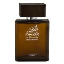 Al Haramain Oudh Patchouli  (Parfimērijas ūdens sievietei un vīrietim)